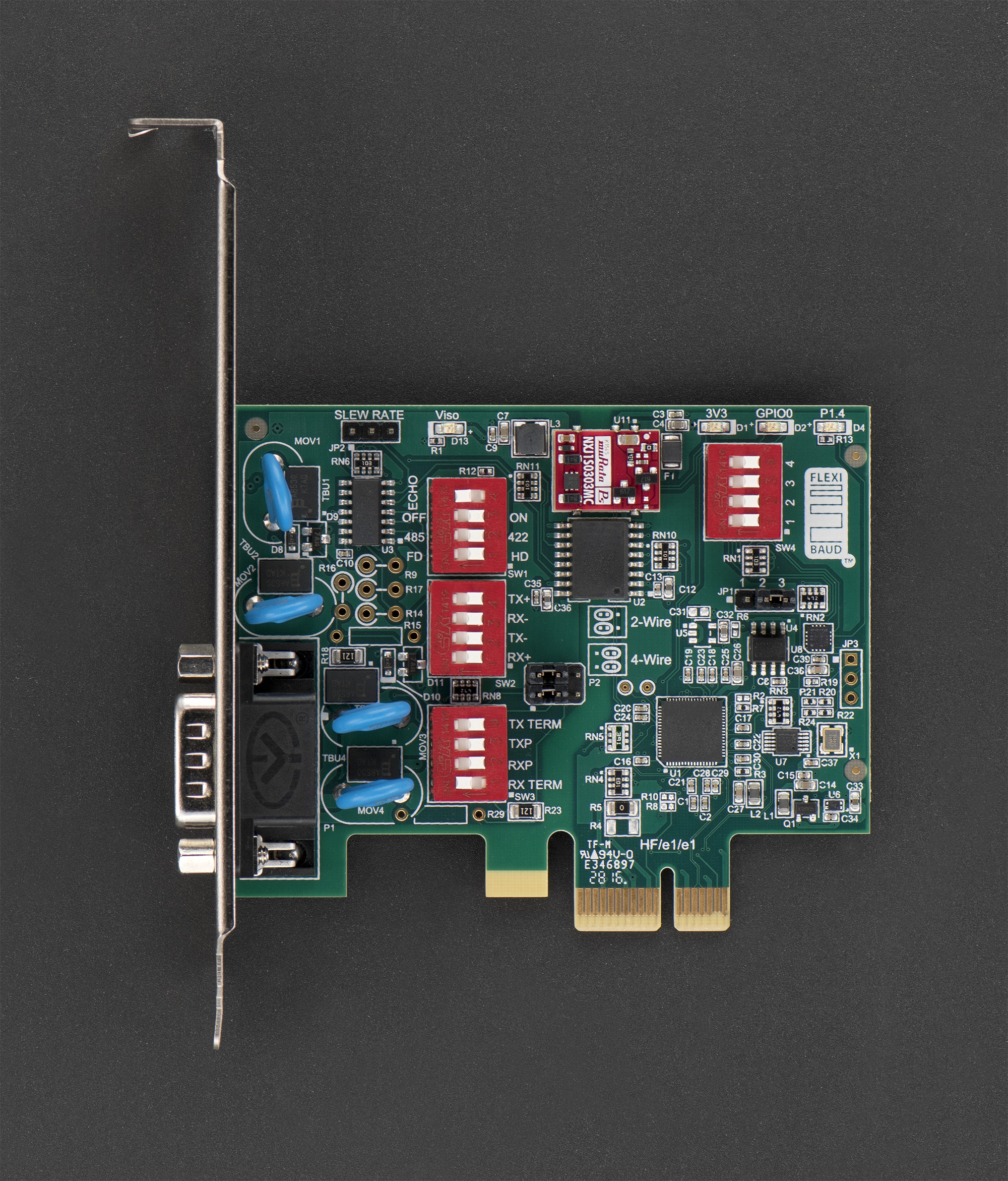 LF1089KB - Axxon Leader in PCI Express I/O Cards
